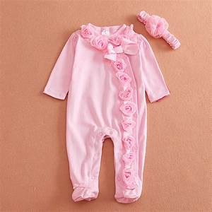 15 Retail spring/autumn baby girl clothes,new born baby ...