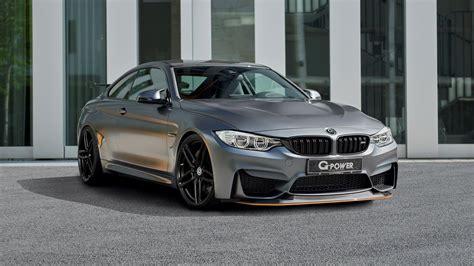 Bmw M4 by 2016 Bmw M4 Gts By G Power Top Speed