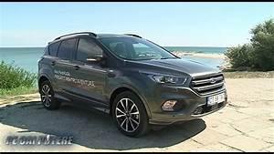 Ford Kuga 2018 : ford kuga 2018 test drive youtube ~ Maxctalentgroup.com Avis de Voitures