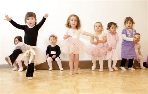 kidville opens westport location offers preschool 538 | kidville toddler ballerinas