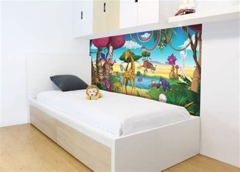 chambre garcon jungle decoration chambre savane raliss com