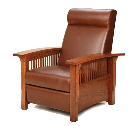 amish mission recliners pennsylvania snyders furniture