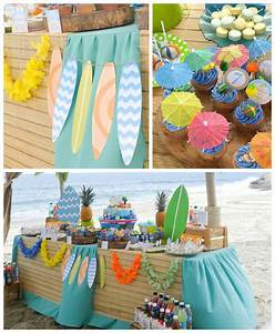 Southern Blue Celebrations: BEACH / POOL PARTY IDEAS