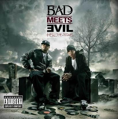 Evil Bad Meets Eminem Royce Sequel Da