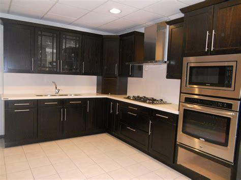 cocina integral de exhibicion importada quality cabinets