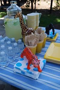zoo animals birthday evite
