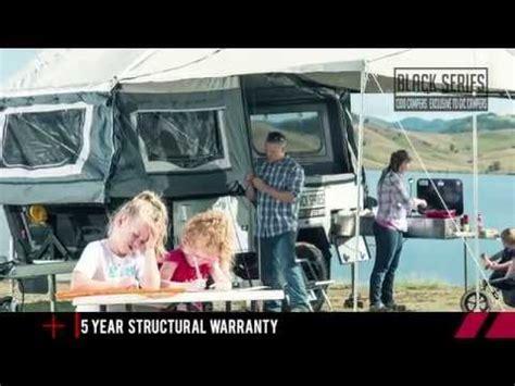 Camper Trailers   Dominator High Side (Forward Fold)