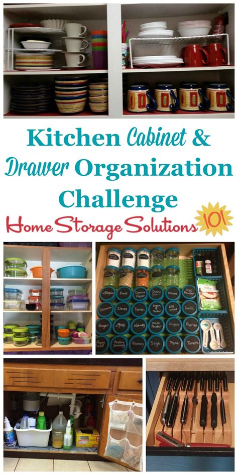 storage solutions for the kitchen for drawers kitchen cabinet organization 8384