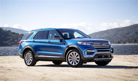 2020 Ford Explorer Hybrid Will Carry A Price Tag Over k