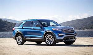 2020 Ford Explorer Hybrid Will Carry A Price Tag Over  50k