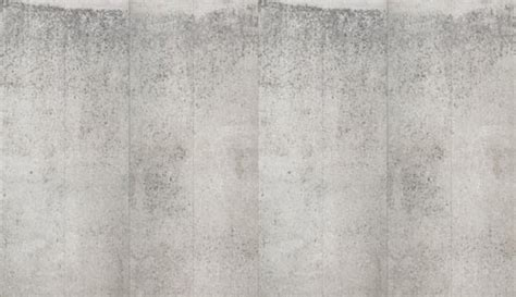Concrete Wallpaper Does Not Meet Industrial Standards