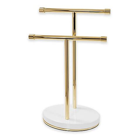 Geori Towel Tree Holder  Bed Bath & Beyond. Contemporary Bedding. Indian Daybed. How Much Does A Kitchen Remodel Cost. Foyer Furniture Ideas. Modern Corner Cabinet. Baker Racks. Small Bathroom Ideas. Mirror Tiles Lowes