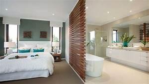 Petite Salle De Bain Ouverte Sur Chambre : je veux une salle de bains ouverte sur la chambre m6 ~ Melissatoandfro.com Idées de Décoration