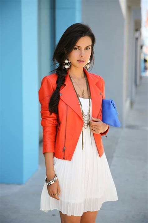 Gorgeous Orange Jacket Outfits (4) - Outfit for Girls ...