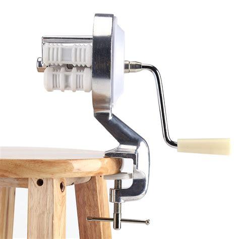 Manual Pasta Maker Kitchen Tool Noodle Press Roller Making