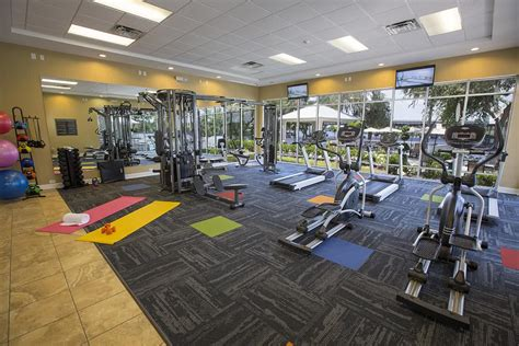 Apartment Fitness Center by Pet Friendly Apartments In Riverview Fl The Preserve At