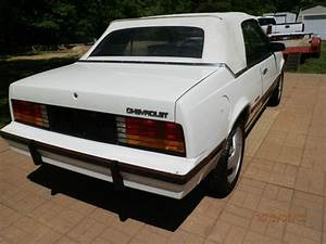 Purchase Used 1985 Chevrolet Cavalier Type