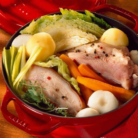 recettes cuisine faciles recette potee lorraine facile 28 images recette de pot
