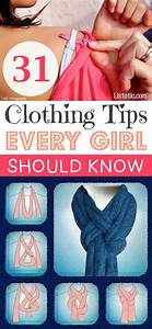 31 Clothing Tips & Tricks Every Girl Should Know (Life