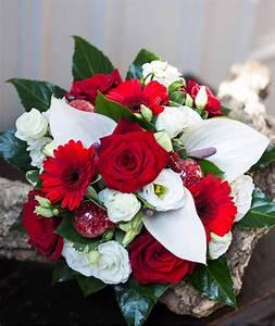 Bouquet De Fleurs : bouquet de fleurs rouge images galleries with a bite ~ Teatrodelosmanantiales.com Idées de Décoration