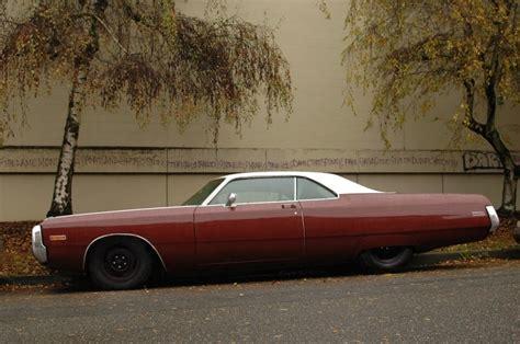 1970 Chrysler Newport Custom | This specimen illustrates ...