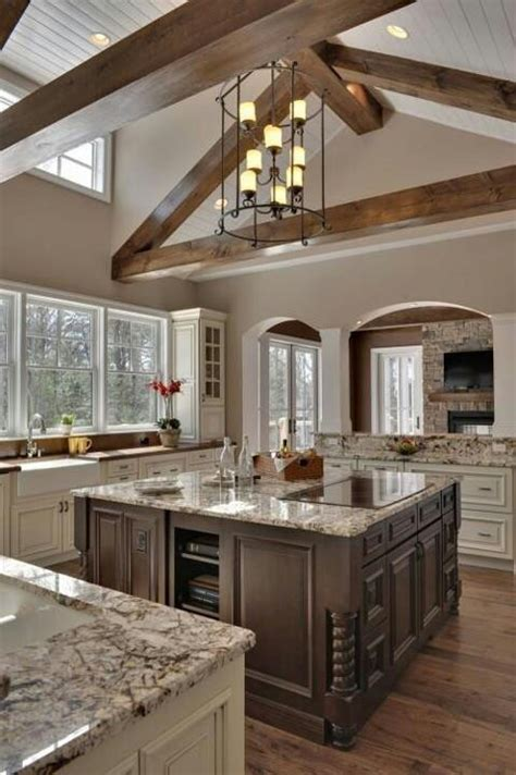 beautiful kitchen dream home pinterest