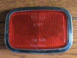 Buy 1970 U0026 39 S Vw Porsche Hella Rear Reflector Motorcycle In