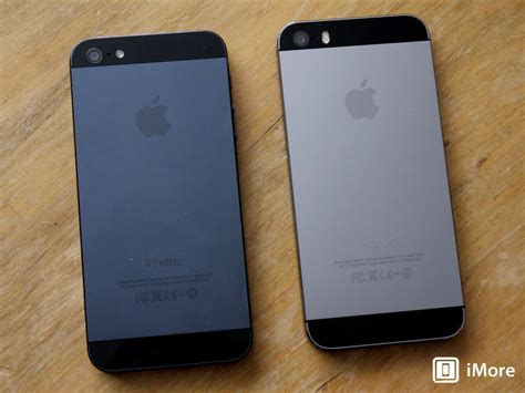 black iphone 5 the difference between the space gray iphone 5s and the