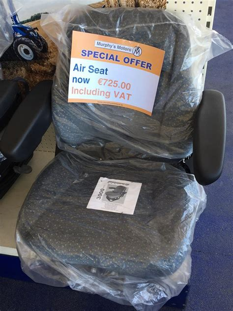 holland tractor air seats summer sales