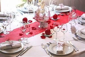 decoration de mariage chic conseils deco blog hexoa With salle de bain design avec décoration de tables de mariage