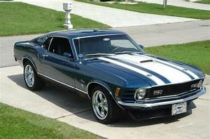Ford Mustang 1970 Model - We Need Fun