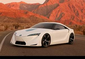 Future Toyota Supra To Be Inspired By The Ft