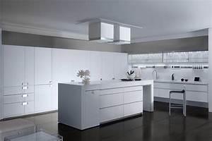 Cucine bianche moderne Cose di Casa