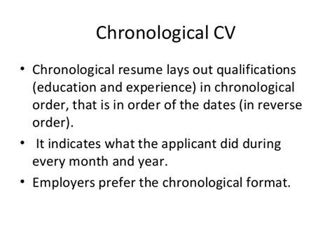 Which Format Do Most Employers Prefer For Resums by Resume Writting