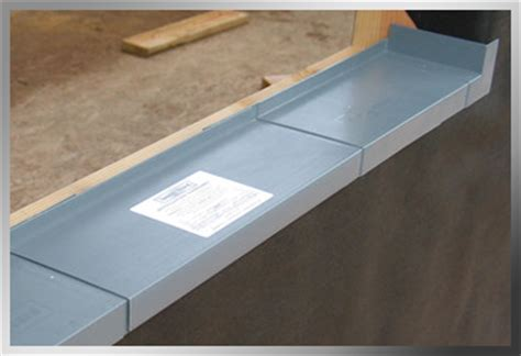 Window Sill Guards by Patio Door Sill Pan