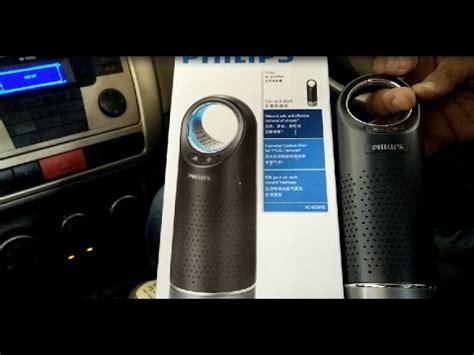 philips car air purifier ac review  demo  car air purifier review  happy pumpkins