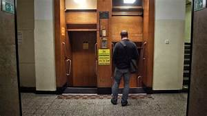 Paternoster, Elevator, In, Prague, Is, A, Relic, Of, An, Earlier
