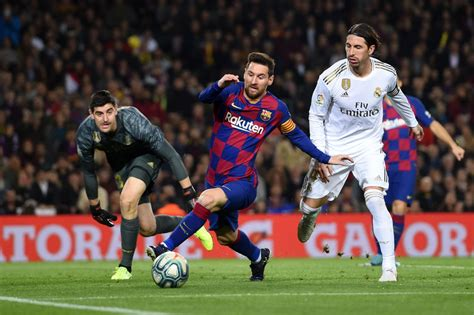 Legendary Rivalries: Real Madrid vs Barcelona, El Clasico ...