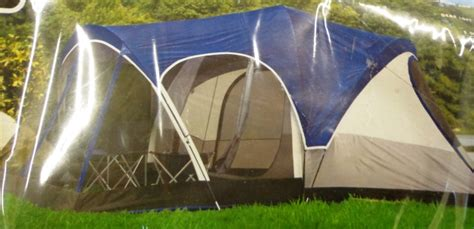 tent  screened porch igloo  man log cabin tent