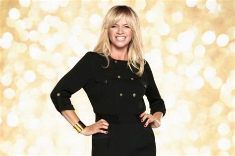 Strictly Come Dancing 2014: Zoe Ball to present this ...