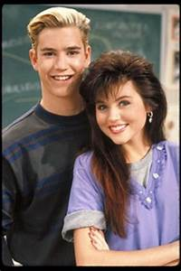 What if Kelly Kapowski and Zack Morris Made a Sex Tape?