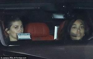 Kylie Jenner rocks diamond ring as engagement rumors swirl ...
