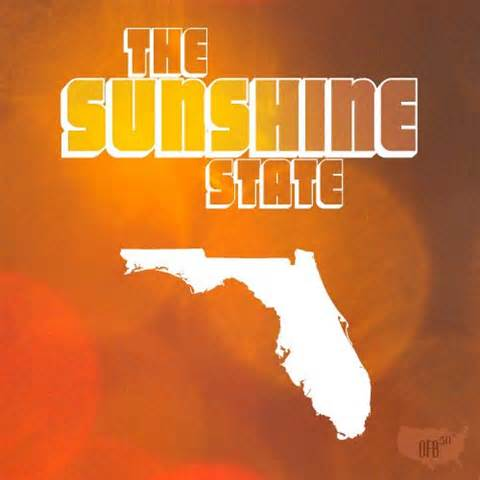 Florida Nickname Sunshine State