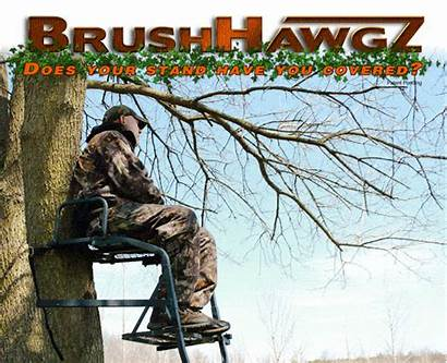 Stand Tree Concealment Treestand Kit Outdoors System