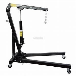 Legs Lift Hydraulic Tonne Stand Engine Hydraulic Hoist Ton