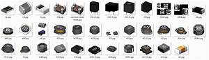 Image Gallery inductor types