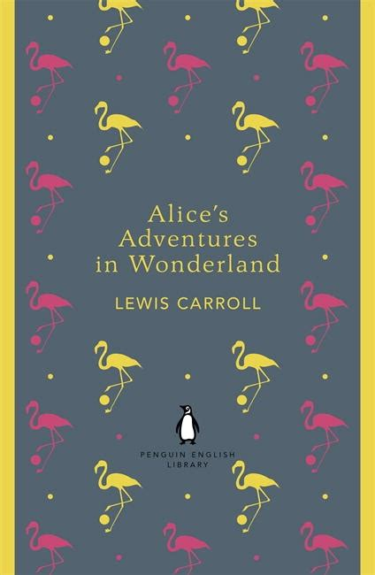 Alice's Adventures In Wonderland Penguin English Library  Penguin Books Australia