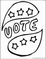 Coloring Pages Vote Arrowhead Election Crafts Printables Favorite Why Every Important Printable Craft Freekidscrafts Booklet Citizen Explain sketch template