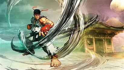 Fighter Street 4k Wallpapers Ultra Ryu Pc