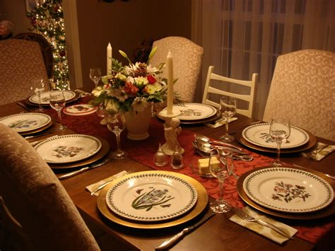 simple dinner table setting ideas dining table decorating ideas